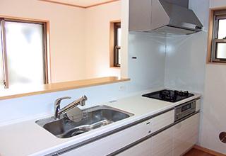 キッチン・浴室・洗面所・トイレリフォーム